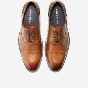 Cole Haan Men's Wayne Cap Toe Oxford Shoes